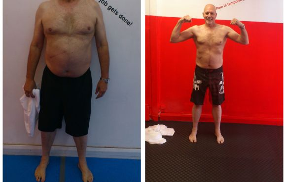 Randy Transformation